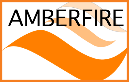 Amber Fire Website