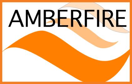 Amber Fire Website